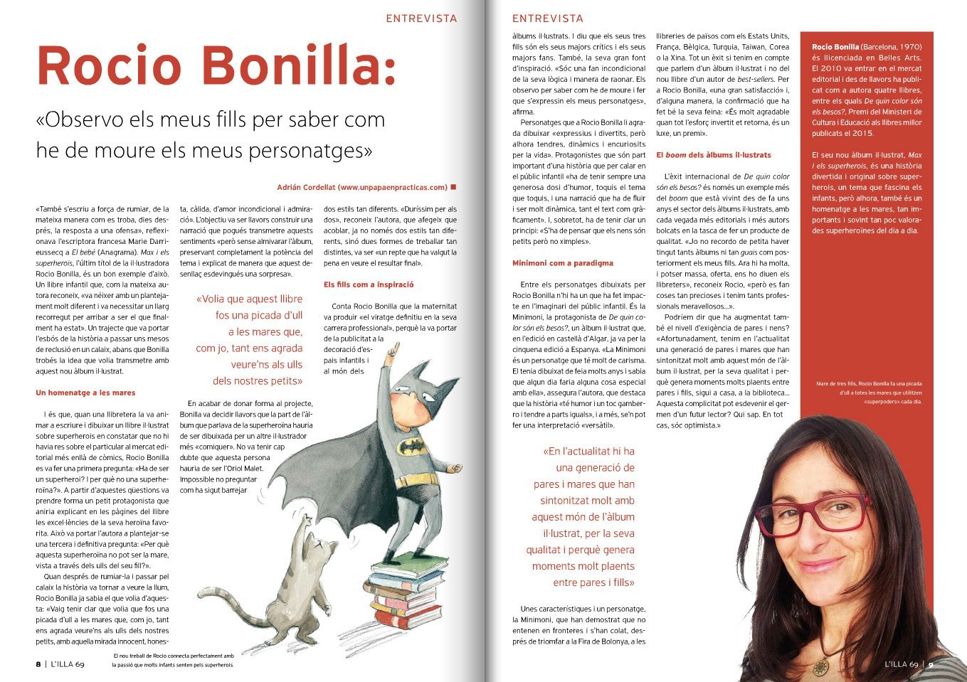 Adrián Cordellat periodista freelance colaborador Revista illa