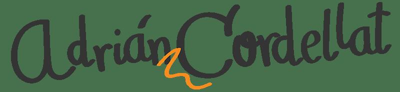 Adrián Cordellat periodista freelance Madrid logotipo